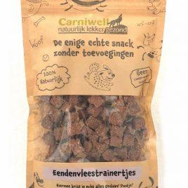 Carniwell Eendenvleestrainertjes 200g