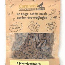 Carniwell Kippenvleesmini's 200g