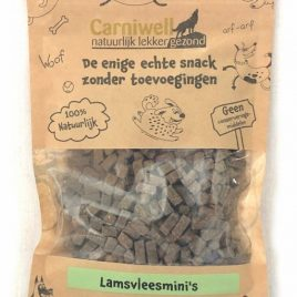 Carniwell Lamsvleesmini's 200g