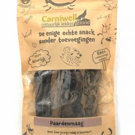 Carniwell Paardenmaag 100g