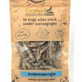 Carniwell Komkommervisjes 50g