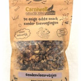Carniwell Eendenvleesrotsjes 100g